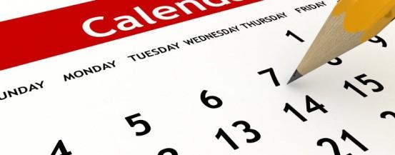 Apply New Zealand Working Holiday Visa-calendar
