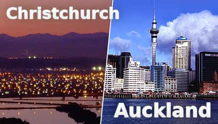 Guide to New Zealand Working Holiday-auckland-vs-christchurch
