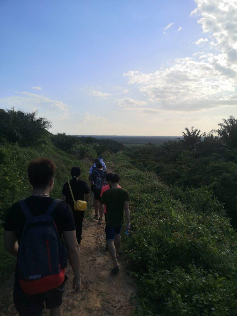 mars hill sepang walking